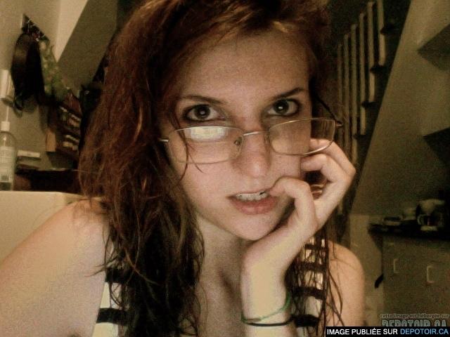 L'élément clé... les lunettes