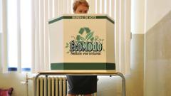 Nos premières élections