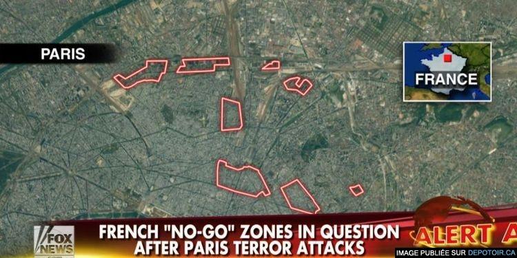 «No-go zones» islamistes de Paris