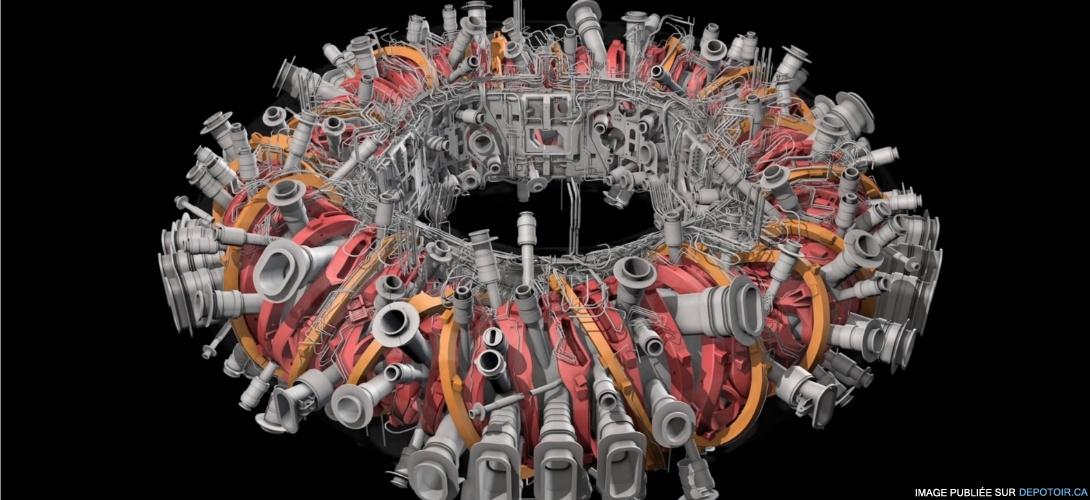 «Stellarator», la machine allemande qui pourrait révolutionner l'énergie