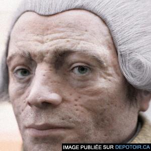 Robespierre: la laideur du visage est censée révéler la laideur de l'âme !