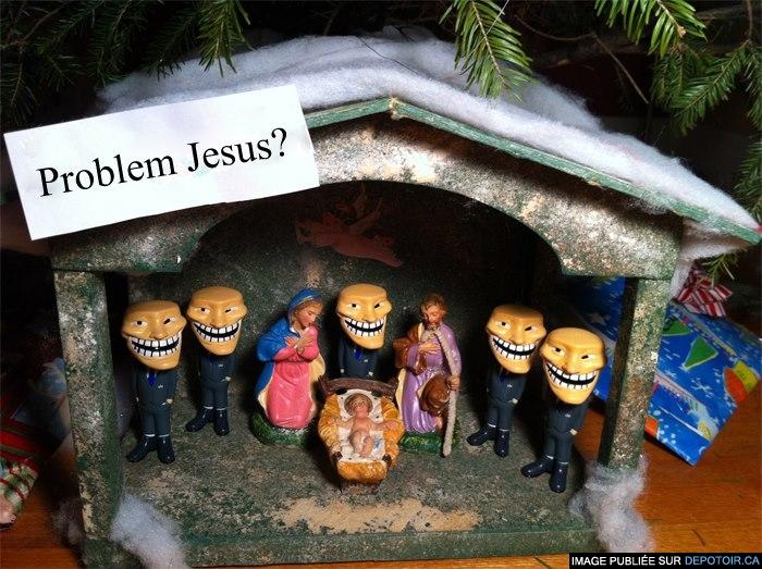 Problem Jesus?