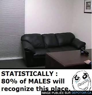 Je reconnaitrais ce divan même dans une ruelle