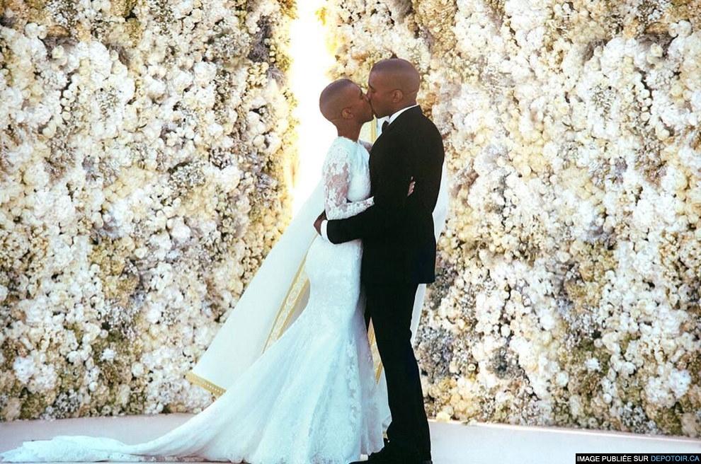 Que d'émotions : Kanye west a dit oui à la personne qu'il aime le plus au monde !
