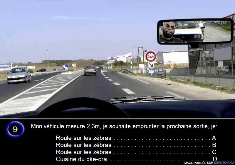 (re)Passez votre code de la route avec Kaaris