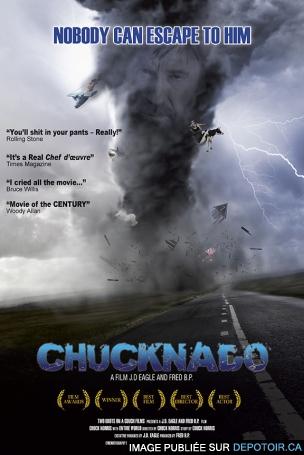 Le nouveau film de Chuck Norris