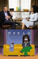 Oprah et Armstrong et Towelie