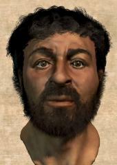 Jésus avait plutôt l'air de ça.