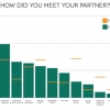 How did you meet your partner ?