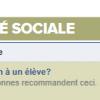 Activité sociale dans Le Journal de Montréal