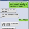 Funny autocorrect fails (Part 1)   9GAG   Google Chrome