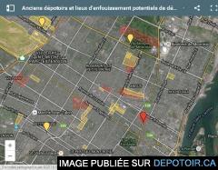 Montréal tarde à divulguer l'information sur les anciens dépotoirs