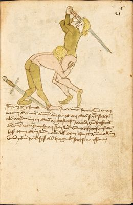 Paulus Hector Mair (1517-1579) Traities revision on combat stances